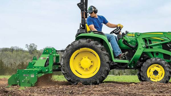 Frontier Rotary Tillers